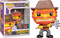 Funko Pop! The Simpsons - Evil Groundskeeper Willie as Freddy Krueger #824 (2019 NYCC Exclusive) - The Amazing Collectables