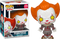 Funko Pop! It: Chapter Two - Pennywise with Open Arms #777 - The Amazing Collectables