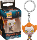 Funko Pocket Pop! Keychain - It: Chapter Two - Pennywise with Beaver Hat Pocket - The Amazing Collectables