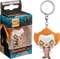 Funko Pocket Pop! Keychain - It: Chapter Two - Pennywise Funhouse - The Amazing Collectables