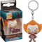 Funko Pocket Pop! Keychain - It: Chapter Two - Pennywise with Skateboard - The Amazing Collectables