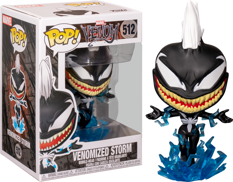 Funko Pop! Venom - Venomized Storm