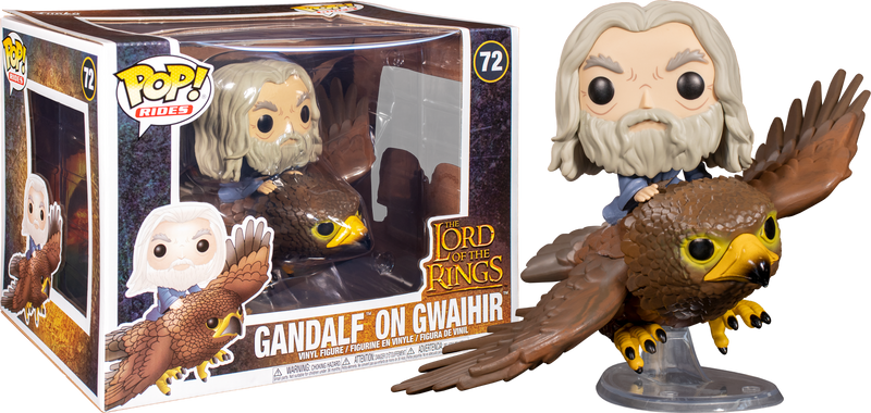 Funko Pop! The Lord Of The Rings - Gandalf with Gwaihir