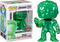 Funko Pop! Avengers 4: Endgame - Hulk with Nano Gauntlet Green Chrome #499 - The Amazing Collectables
