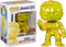 Funko Pop! Avengers 4: Endgame - Hulk with Nano Gauntlet Yellow Chrome #499 - The Amazing Collectables