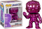 Funko Pop! Avengers 4: Endgame - Hulk with Nano Gauntlet Purple Chrome #499 - The Amazing Collectables