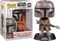 Funko Pop! Star Wars: The Mandalorian - The Mandalorian #326 - The Amazing Collectables