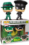 Funko Pop! The Green Hornet (1966) - Green Hornet & Kato - 2-Pack (2019 NYCC Exclusive) - The Amazing Collectables