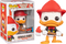 Funko Pop! Donald Duck - Donald Duck Firefighter #715 (2019 NYCC Exclusive) - The Amazing Collectables