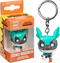Funko Pocket Pop! Keychain - My Hero Academia - Deku with Helmet - The Amazing Collectables
