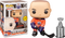Funko Pop! NHL Hockey - Mark Messier Edmonton Oilers Home Jersey #47 - Chase Chance - The Amazing Collectables