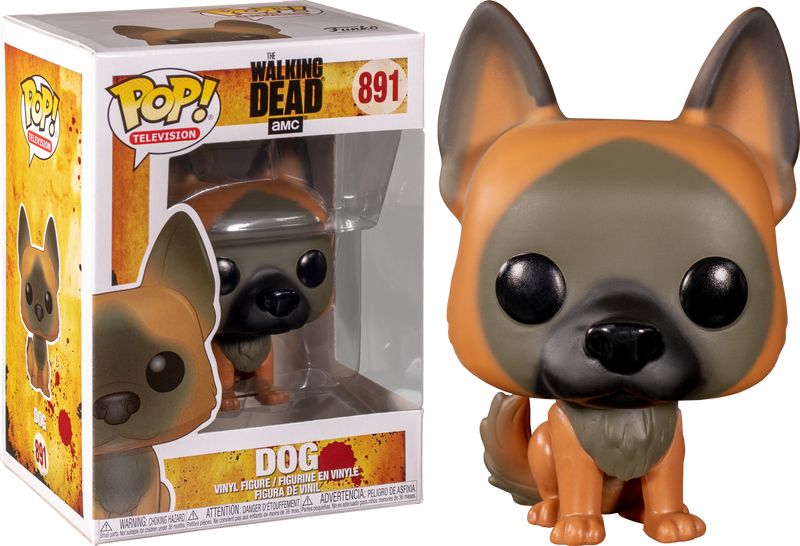 Funko Pop! The Walking Dead - Dog