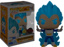 Funko Pop! Dragon Ball Z - Vegeta Powering Up Glow in the Dark