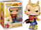 Funko Pop! My Hero Academia - All Might Silver Age Metallic #608 - The Amazing Collectables