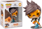 Funko Pop! Overwatch - Tracer with Guns #550 - The Amazing Collectables