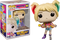 Funko Pop! Birds of Prey (2020) - Harley Quinn in Caution Tape Jacket #302 - The Amazing Collectables
