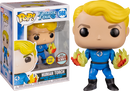 Funko Pop! Fantastic Four - Human Torch Glow in the Dark