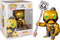 "Funko Pop! Overwatch - B.O.B. Gold Metallic 6"" Super Sized #558 - The Amazing Collectables"