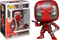 Funko Pop! Deadpool - Deadpool First Appearance Metallic 80th Anniversary #590 - The Amazing Collectables