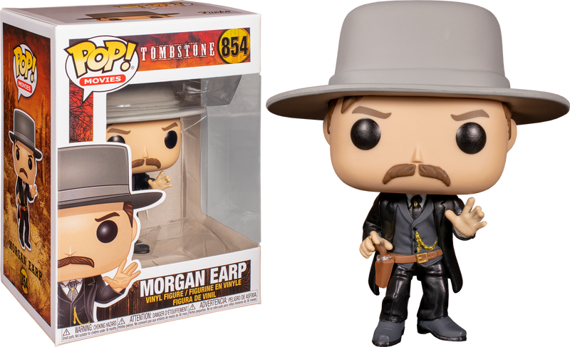 Funko Pop! Tombstone - Gunfight at the Pop! Vinyl Bundle (Set of 4) - The Amazing Collectables