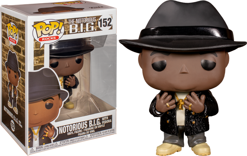 Funko Pop! Notorious B.I.G. - Notorious B.I.G. in Black Suit