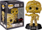 Funko Pop! Star Wars - C-3PO Futura with Pop! Protector #64 - The Amazing Collectables