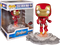 Funko Pop! The Avengers - Iron Man Avengers Assemble Diorama Deluxe #584 - The Amazing Collectables
