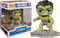 Funko Pop! Avengers 4: Endgame - Hulk Assemble Deluxe #585 - The Amazing Collectables