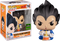 Funko Pop! Dragon Ball Z - Vegeta Eating Noodles #758 (2020 Spring Convention Exclusive) - The Amazing Collectables