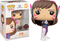 Funko Pop! Overwatch - D.Va Diamond Glitter  #491 - The Amazing Collectables