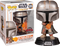 Funko Pop! Star Wars: The Mandalorian - The Mandalorian with Flame #355 - The Amazing Collectables