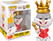 Funko Pop! Looney Tunes - King Bugs Bunny 80th Anniversary #837 - The Amazing Collectables