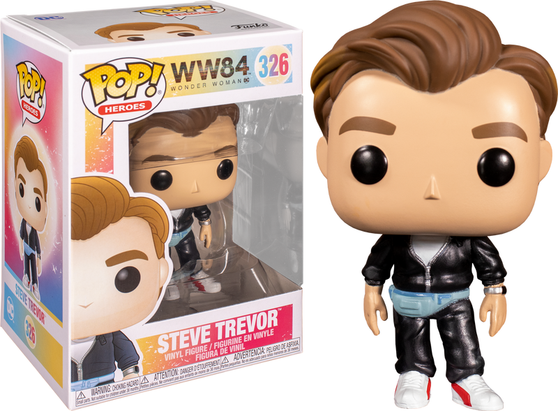 Funko Pop! Wonder Woman 1984 - Steve Trevor 80's