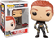 Funko Pop! Black Widow (2020) - Black Widow in Grey Suit #609 - The Amazing Collectables