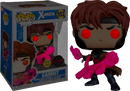 Funko Pop! X-Men - Gambit with Cards Translucent Glow in the Dark