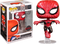 Funko Pop! Spider-Man - Spider-Man First Appearance Metallic 80th Anniversary #593 - The Amazing Collectables