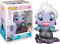 Funko Pop! The Little Mermaid - Ursula with Eels Diamond Glitter #568 - The Amazing Collectables