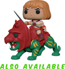 Funko Pop! Masters of the Universe - Prince Adam