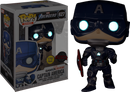 Funko Pop! Marvel's Avengers (2020) - Captain America Glow in the Dark