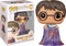 Funko Pop! Harry Potter - Harry with Invisibility Cloak #112 - The Amazing Collectables