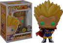 Funko Pop! Dragon Ball Super - Super Saiyan Hercule  Glow in the Dark