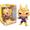 "Funko Pop! My Hero Academia - All Might 10"" #821 - The Amazing Collectables"