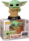 Funko Pop! Star Wars: The Mandalorian – The Child (Baby Yoda) #368 - The Amazing Collectables