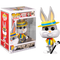 Funko Pop! Looney Tunes - Bugs Bunny in Show Outfit 80th Anniversary #841 - The Amazing Collectables