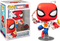 Funko Pop! Spider-Man - Spider-Man with Pizza #672 - The Amazing Collectables