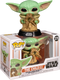 Funko Pop! Star Wars: The Mandalorian - The Child (Baby Yoda) with Frog #379 - The Amazing Collectables
