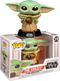 Funko Pop! Star Wars: The Mandalorian - The Child (Baby Yoda) with Cup #378 - The Amazing Collectables