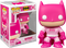 Funko Pop! Batman - Batman Breast Cancer Awareness #351 - The Amazing Collectables