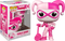 Funko Pop! DC Comics - Breast Cancer Awareness - Bundle (Set of 4) - The Amazing Collectables