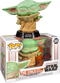 Funko Pop! Star Wars: The Mandalorian - The Child (Baby Yoda) Force Wielding #385 - The Amazing Collectables